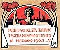 1905 - tessera del Partito Socialista Italiano.jpg