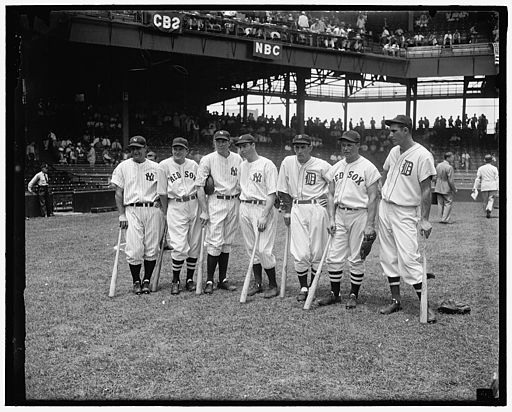 1937 Major League Baseball All-Star sluggers