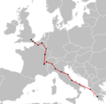 1948 Torch Relay Route.png