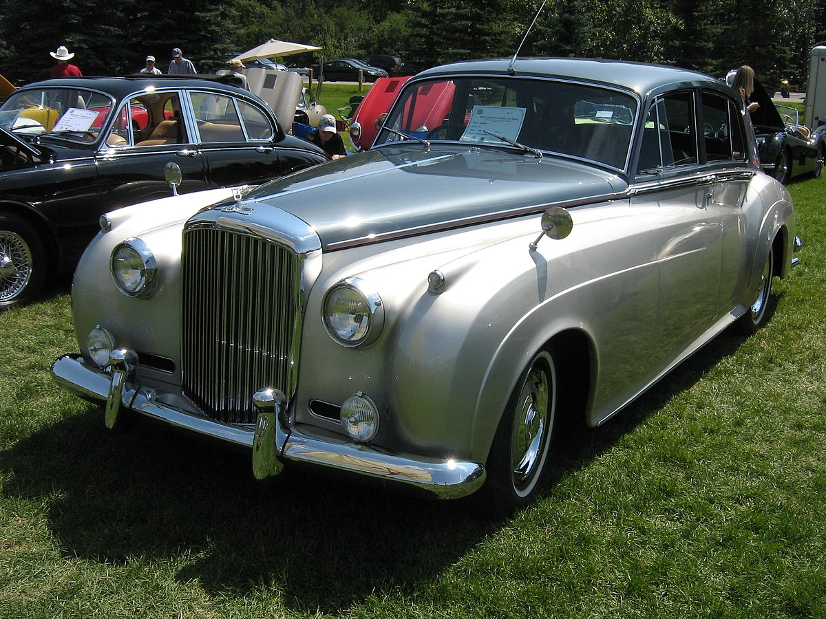 Bentley S1 - Wikipedia