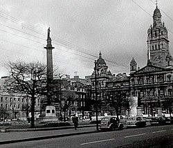 1960s Glasgow - geograph.org.uk - 878125