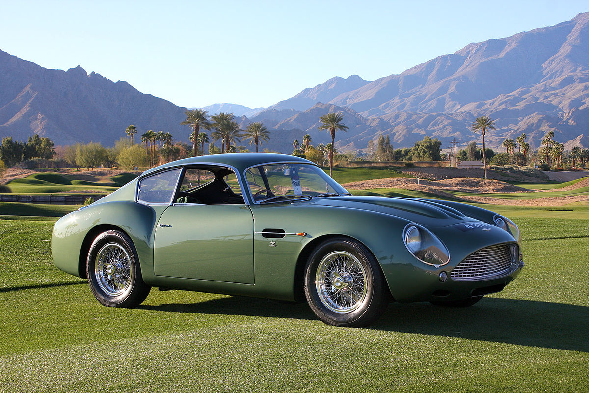 All Types aston db4 zagato : Aston Martin DB4 GT Zagato - Wikipedia