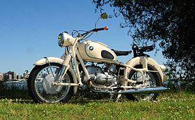 Vintage Bmw Bike