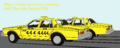 1987 Chevrolet Caprice Miami Yellow Cabs.png