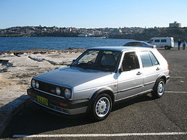 1990 Volkswagen Golf (1G1) GTI 5-door hatchback (2006-09-15).jpg