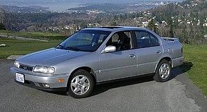 Infiniti G-series (Q40/Q60) - 1994–1996 G20t