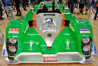 Courage Compétition - Courage C52 Peugeot 3.2l V6 as campaigned by Pescarolo Sport Team at Le Mans 2000, and finishing 4th