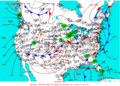 2003-03-27 Surface Weather Map NOAA.png