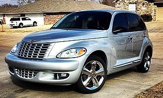 Chrysler PT Cruiser - 2003 Chrysler PT Cruiser GT, 2.4L Turbo