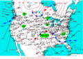 2004-06-13 Surface Weather Map NOAA.png
