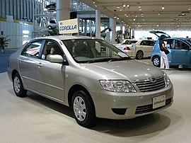 Toyota Corolla E120 — Wikipédia