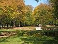 20051019070DR Dresden-Gönnsdorf Schloßpark mit Barockbrunnen.jpg