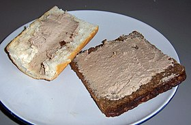 Image illustrative de l'article Pâté de foie