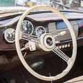 2007-07-15 Lenkrad und Armaturenbrett eines Goliath GP700, Baujahr 1955 IMG 3007.jpg
