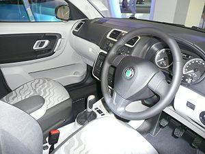 Škoda Roomster - Interior