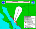 2007 Hurricane Henriette 5-days.png