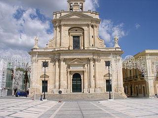 Rosolini Comune in Sicily, Italy