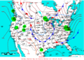 2008-04-07 Surface Weather Map NOAA.png