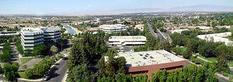 Bakersfield, California - Image: 2008 0621 Bakersfield pan
