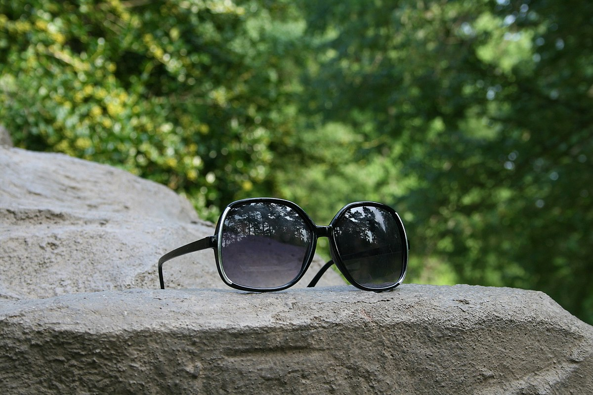 Sonnenbrille – Wikipedia