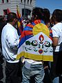 2008 Olympic Torch Relay in SF - Embarcadero 35.JPG