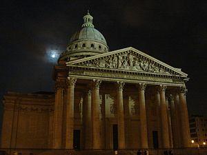 Pantheon ; to great men, knowing patry.