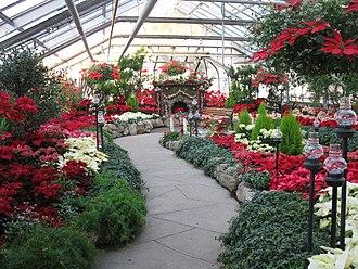 Centennial Park Conservatory - Image: 2010 12 143