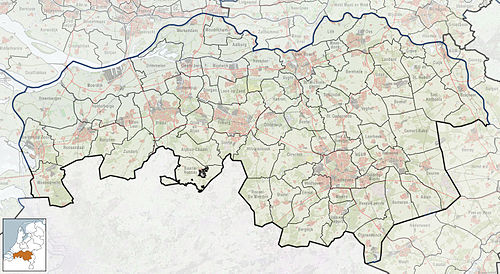 North Brabant Wikipedia
