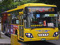 2010 Taipei IT Month Day8 Official Shuttle Bus 348FP Daewoo BS120CN.jpg