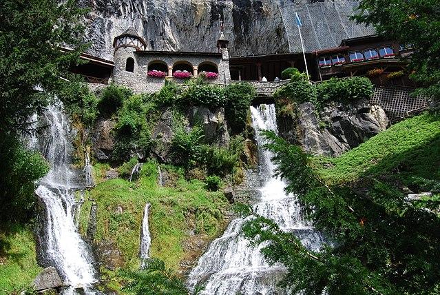 Saint Beautus Cave