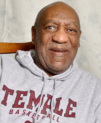 Bill Cosby, American actor, comedian, author, producer, musician, activist, sex offender