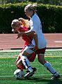 2012 SFU Womens Soccer (7918531244).jpg