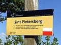 20130504 Maastricht Sint-Pietersberg 09 Road sign.JPG