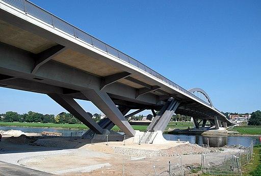 20130824040DR Dresden Einweihung der Waldschlößchenbrücke