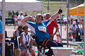 2013 IPC Athletics World Championships - 26072013 - Aleksi Kirjonen of Finland during the Men's Shot put - F56-57 14.jpg