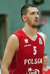 Aaron Cel French-Polish basketball player