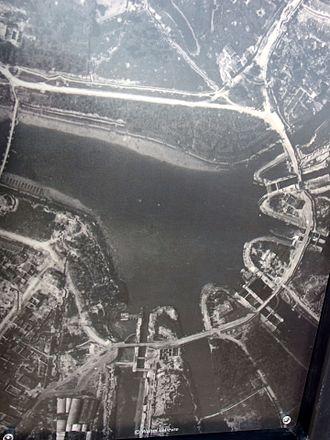 Ganzepoot - Aerial view of Ganzepoot.
