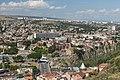 2014 Tbilisi, Widoki z Twierdzy Narikala (37).jpg