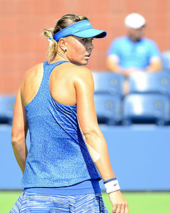 2014 US Open (Tennis) - Qualifying Rounds - Lucie Hradecka (14967447176).jpg
