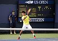2014 US Open (Tennis) - Qualifying Rounds - Yuichi Sugita (15022016862).jpg