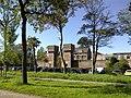 2015, Scheveningen Prison The Hague, old main gate (18).jpg