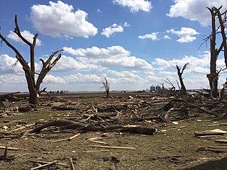 Tornado outbreak of April 8–9, 2015