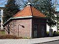 20150312 Maastricht; Distribution substation at Sint Hubertuslaan 04.jpg