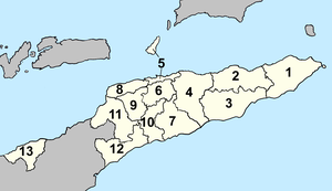 2015 East Timor municipalities numbers.png