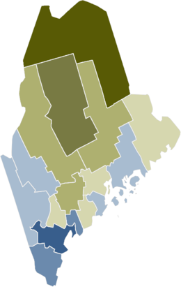 2016 Maine Question 1 Results By County.png