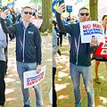 2017.05.03 -LicenseToDiscriminate Protest, Washington, DC USA 4454 (33626340493).jpg