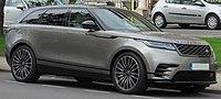 2017 Land Rover Range Rover Velar First Edition D3 3.0 Front.jpg