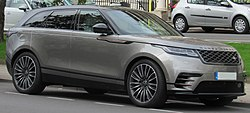 2017 Land Rover Range Rover Velar First Edition D3 3.0 Front.jpg