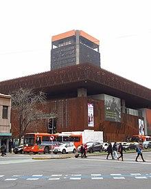 centro cultural gabriela mistral wikipedia