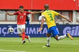 20180610 FIFA Friendly Match Austria vs. Brazil Lainer Miranda 850 0054.jpg
